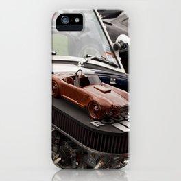 Vintage Car 1 iPhone Case