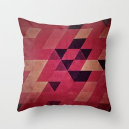 0054 // amyrynthya Throw Pillow
