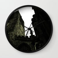 religious Wall Clocks featuring Religious Perspectives by Glanoramay