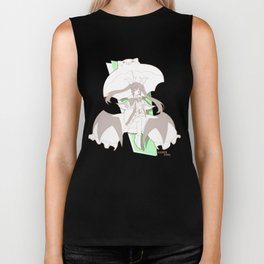 Gamer Soul Fighter Line - Rachel Biker Tank