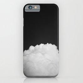 Black Clouds II iPhone Case