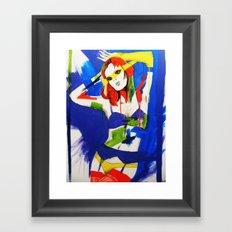 Kate  Framed Art Print