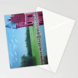"""The Spell"" (Wild Swans) Stationery Cards"
