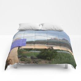 Nature's Encouragement Comforters