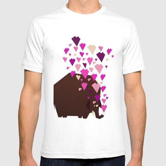 last mammoth T-shirt