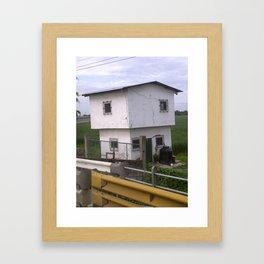 ROAD HOUSE  Framed Art Print