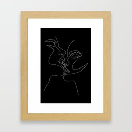 Intimate Night Framed Art Print