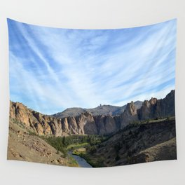 Smith Rock 2016 Wall Tapestry