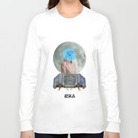 bubble Long Sleeve T-shirts featuring Bubble by LOSKA