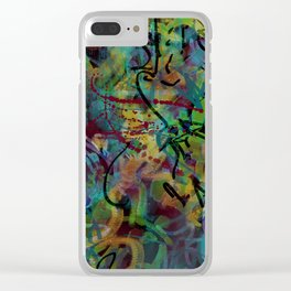 What They Came For Clear iPhone Case