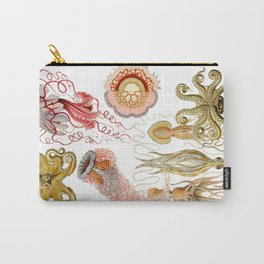 Octopus sea Carry-All Pouch