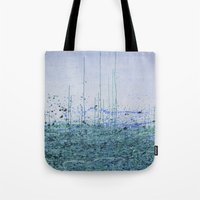 marina Tote Bags featuring Marina by Katie Duker