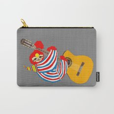 Bowie Sloth Vintage Guitar Carry-All Pouch