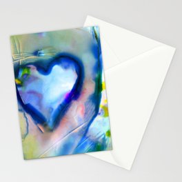 Heart Dreams 4B by Kathy Morton Stanion Stationery Cards
