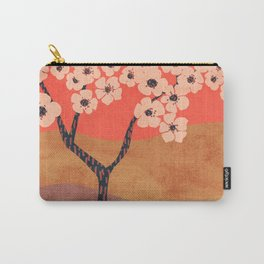 Janie's Pear Tree Carry-All Pouch