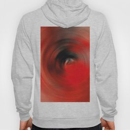 Reality Red - Abstract Art By Sharon Cummings Hoody