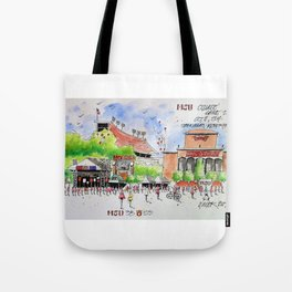 ESPN Game Day 2014 Tote Bag