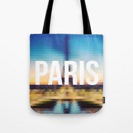 Paris - Cityscape Tote Bag