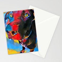 Labrador Retriever 3 Stationery Cards