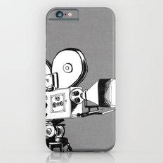 vintage filming iPhone 6s Slim Case