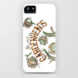 The Gardenheads iPhone Case