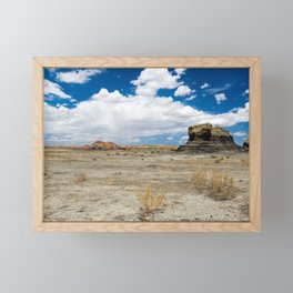 Into The Great Wide Open Framed Mini Art Print