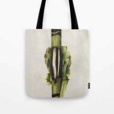 To The Core: Green Tote Bag