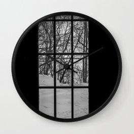 reflexion • photography Wall Clock