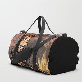 Fryface Duffle Bag