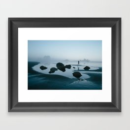 Southern Oregon Coast Framed Art Print