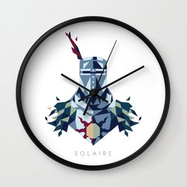 Solaire Wall Clock