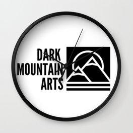 DarkMountainArts by Dark Mountain Arts Wall Clock