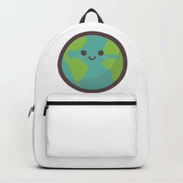 Earth Emoji Backpack