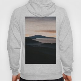 CLOUDY MOUNTAINS Hoody
