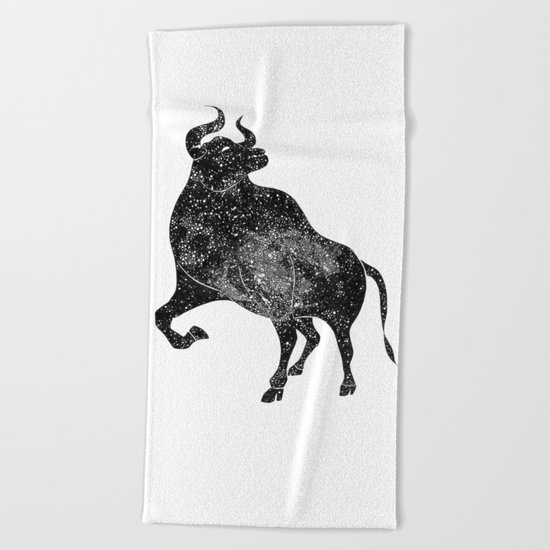 Taurus Beach Towel
