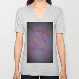 Surreal Nature Art Unisex V-Neck