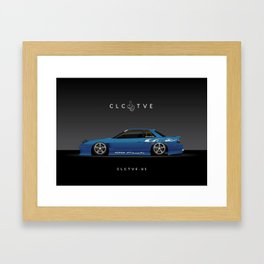 BN Sports Onevia Framed Art Print