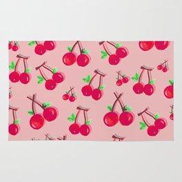 Pink Cherry Rug