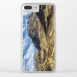 Glencoe Clear iPhone Case