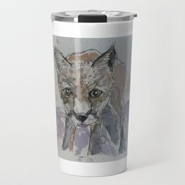Fox cub Travel Mug