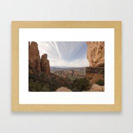 Cathedral Rock   Sedona, AZ Framed Art Print