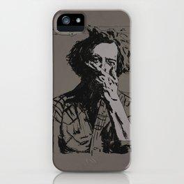 Justin Vernon - Bon Iver iPhone Case