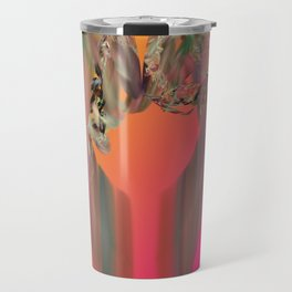 Floral Ring Travel Mug