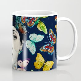 The Butterfly Queen Coffee Mug