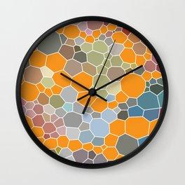 Exprimental Pattern XXIII Wall Clock