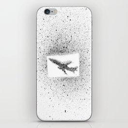 Flight 474 iPhone Skin