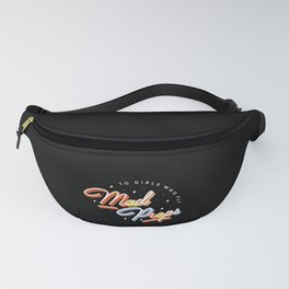 Mad Props * to girls who fly Fanny Pack