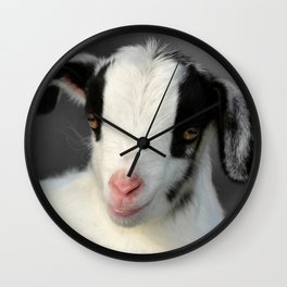 Kid Goat Wall Clock
