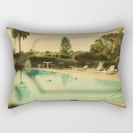 Summertime Sadness Rectangular Pillow