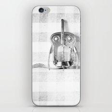 Kitchen Holy Owl iPhone Skin